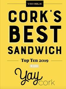 Among Cork's Best Sandwiches!
