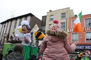 St Patricks Day Parade Cork