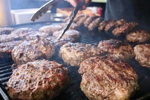Gourmet Burgers O Flynns