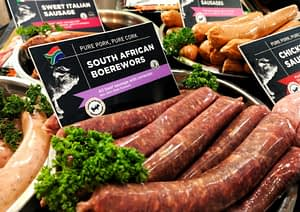 South African Boerewors Sausage O'Flynn's