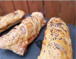 Gluten Free Sausage Roll