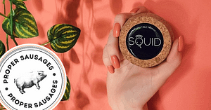 Squid loyalty O'Flynns Gourmet Sausage Company