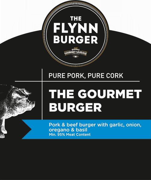 The Gourmet Burger Label