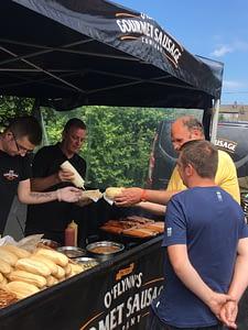 West Waterford Festival of Food 2019 O'Flynn's Gazebo