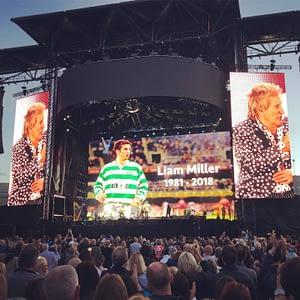 Rod Stewart Live in Cork 2019