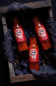 Rebel Chilli Sauce