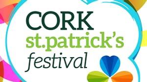 St Patricks Day Festival Cork City Logo