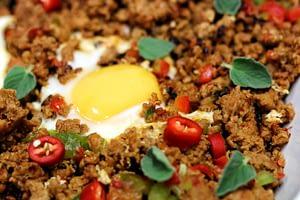 Huevos Rancheros Recipe From O'Flynn's