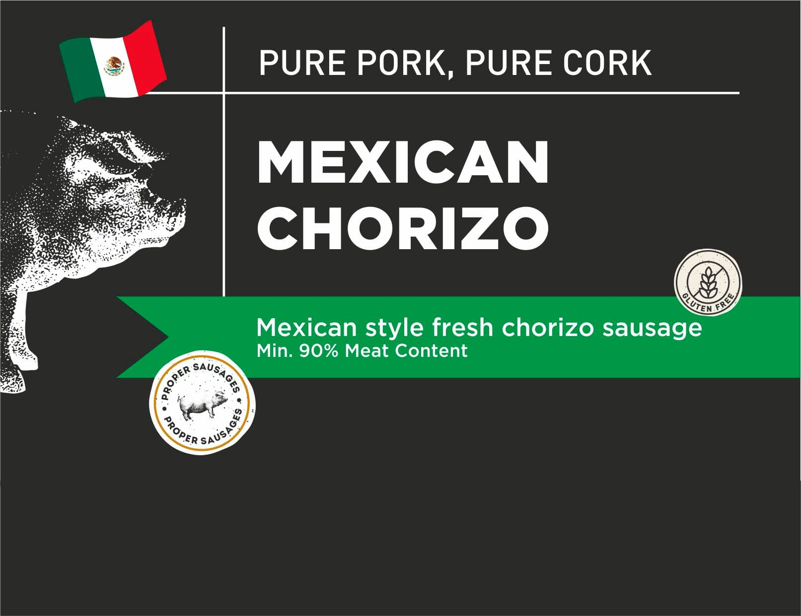 Mexican Chorizo O Flynns Gourmet Sausage Company
