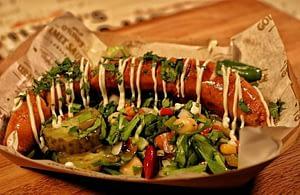 Sausage & Mixed Bean Salad Mix