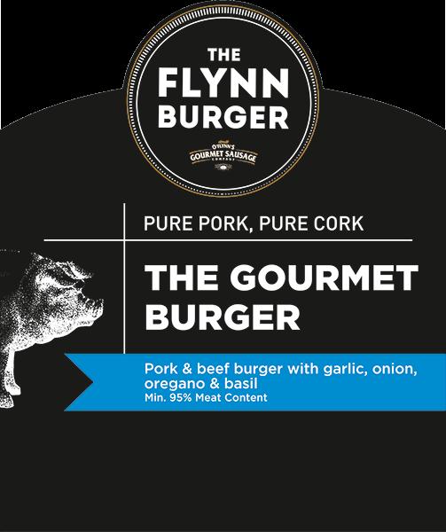 The Gourmet Burger Label